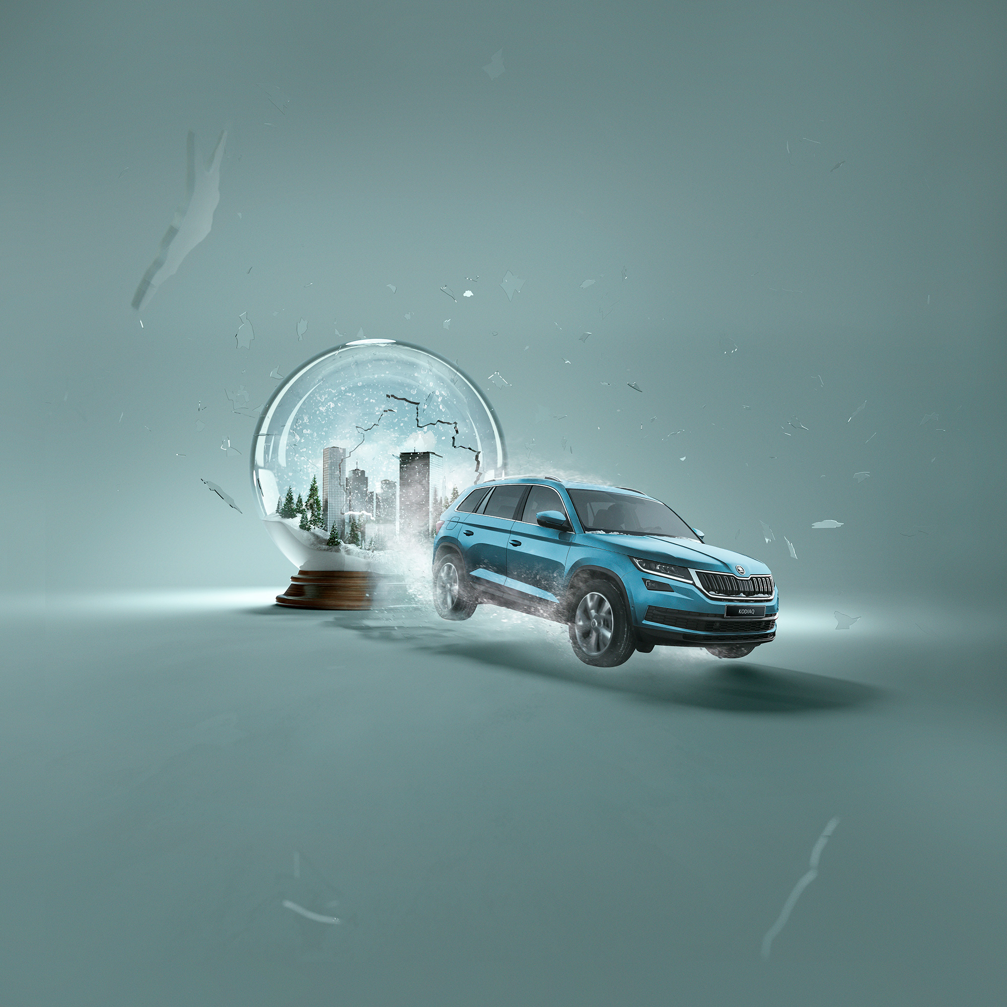 Claudio_errico_digital_artist_art_cgi_cg_3d_lighting_photography_integration_art_direction_mirror__skoda_winter_process3